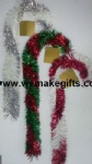 Tinsel Candy Cane
