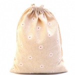 Promotional Cotton Drawstring Gift Bag