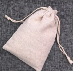 Online hot sell cotton gift cloth promotional canvas favor bags