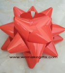 24 inch star gift decorative bow