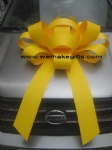 Yellow Magnetic Bow
